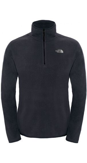 The North Face 100 Glacier Midlayer Herrer sort